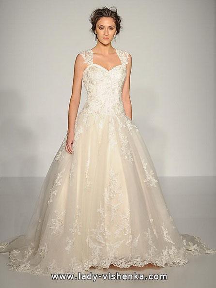 Весільне плаття принцеса фото - Maggie Sottero