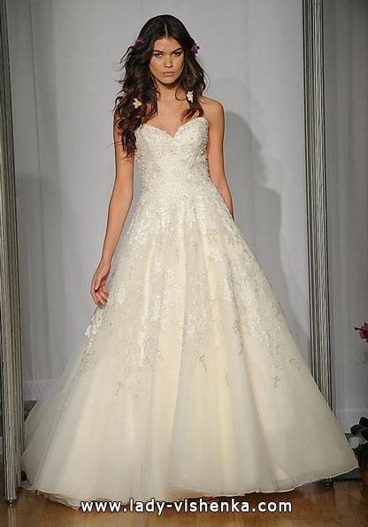 Весільне плаття принцеса фото - Mori Lee
