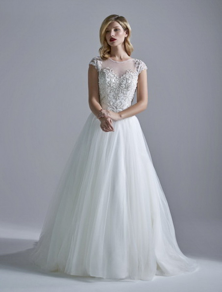 Весільну сукню в стилі принцеса - OPULENCE