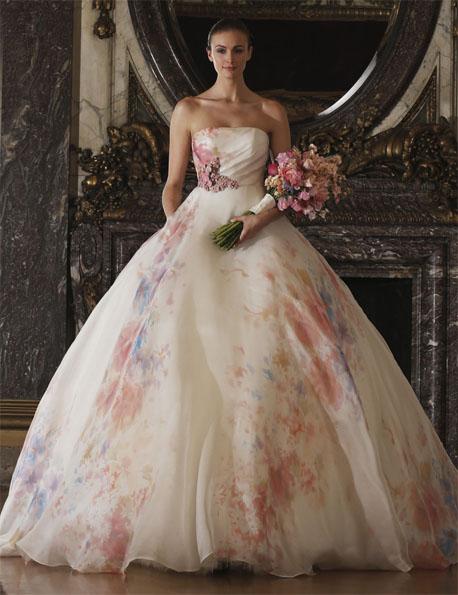 Весільну сукню принцеси 2016 - Romona Keveza