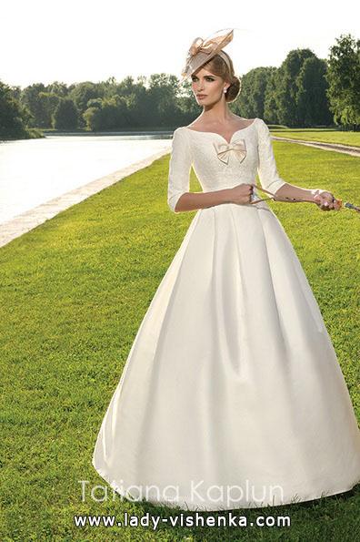 Весільну сукню принцеси з рукавами - Tatiana Kaplun