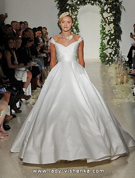 Весільну сукню принцеси 2016 - Anne Barge