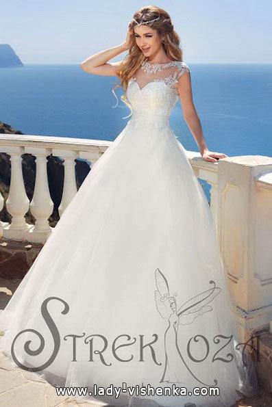Весільну сукню принцеси 2016 - Strekoza