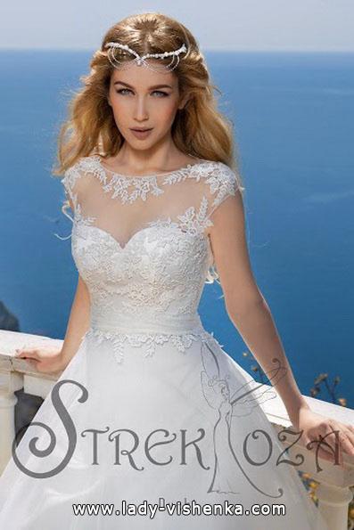 Верх весільного плаття принцеси - Strekoza