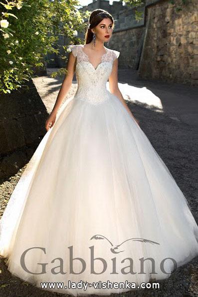 Весільну сукню принцеси - Gabbiano