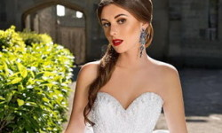 Всі весільні сукні принцеси 2016