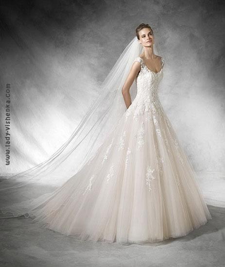 Весільні сукні для принцеси 2016 Pronovias