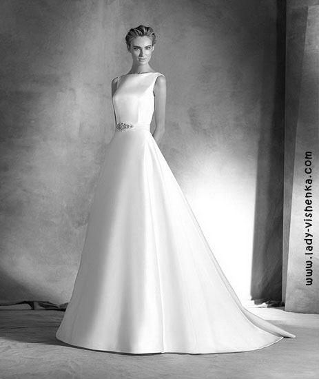 Сучасні весільні сукні 2016 Pronovias