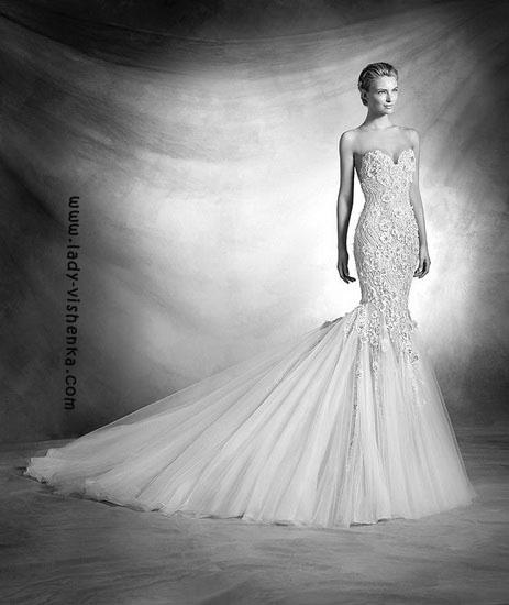 Весільні сукні - мода Pronovias