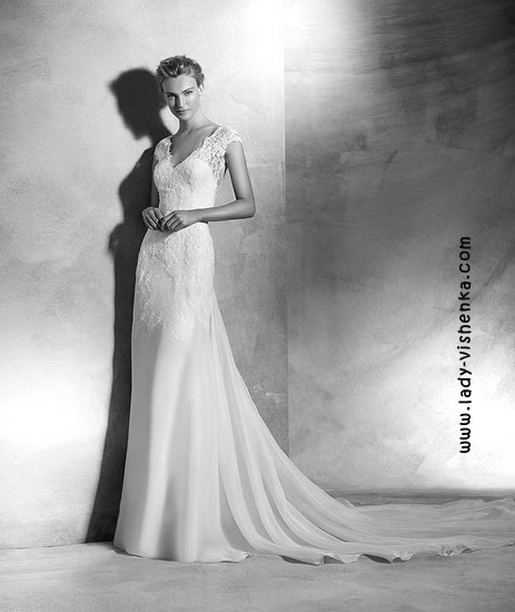 Весільні сукні новинки Pronovias