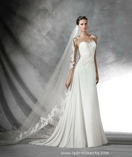 Дуже красиву весільну сукню Pronovias