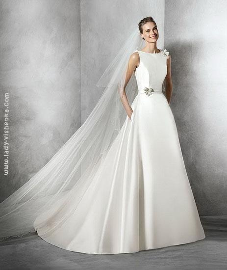 Модні весільні сукні 2016 фото Pronovias