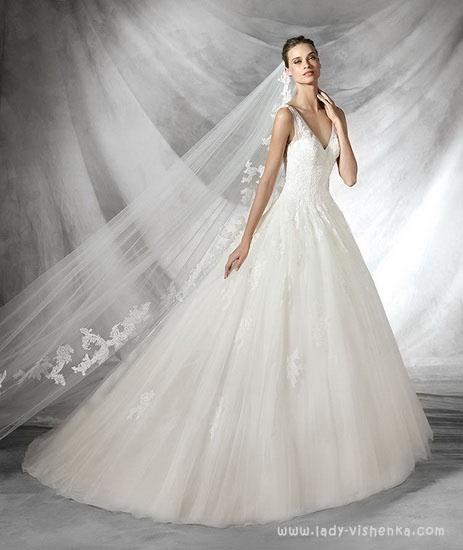 Шикарні весільні сукні Pronovias