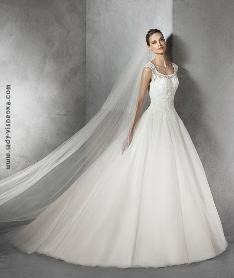 найкрасивіші весільні сукні Pronovias