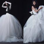 Пишні весільні сукні