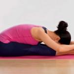 Пози йоги — Бутерброд