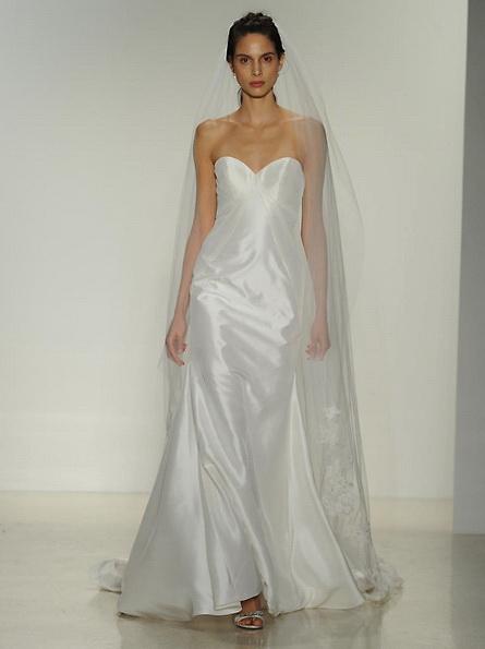 Атласне плаття - русалка - Kelly Faetanini