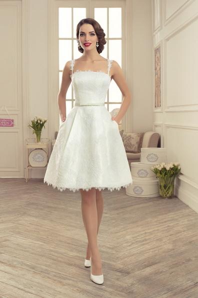 Короткі пишні весільні сукні 2016 - Tatiana Kaplun