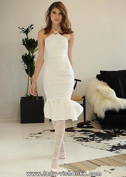 Весільна сукня довжиною 3/4 - Houghton