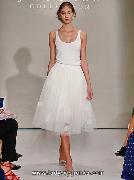 Короткі весільні сукні 2016 - Jenny Yoo