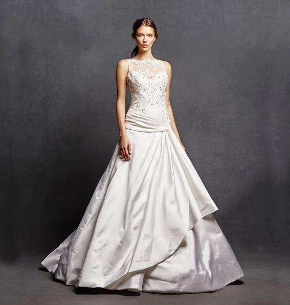 Просте весільну сукню 2016 - Isabelle Armstrong