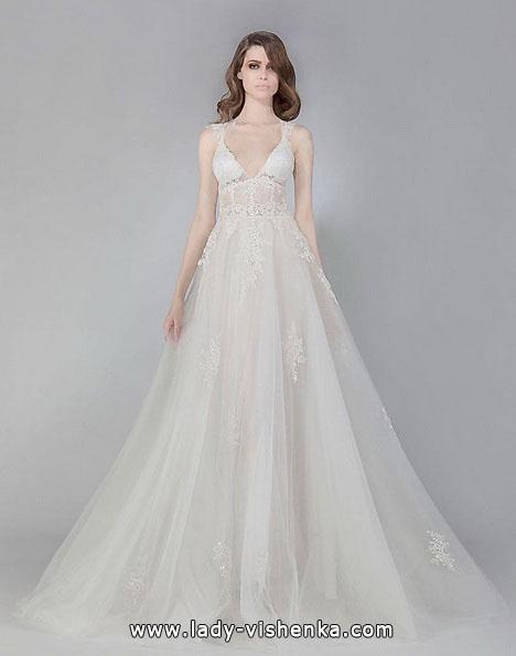 Просте весільну сукню 2016 - Victoria KyriaKides