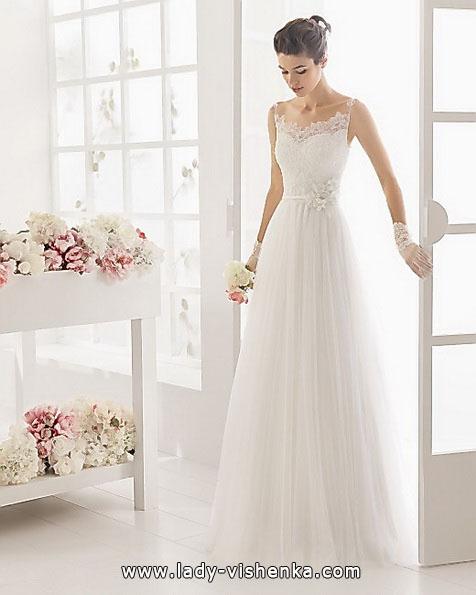 Просте весільну сукню - Aire Barcelona