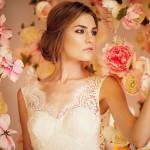 Простое свадебное платье 2016