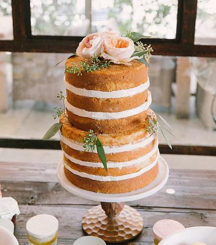 Свадебный торт своими руками торт
