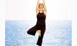 Пози йоги - Дерево