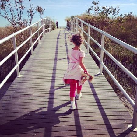 Уроки краси для дочки