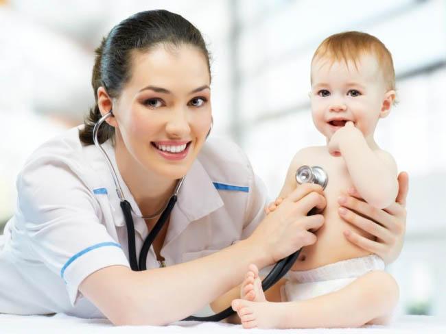 Педіатр для дитини