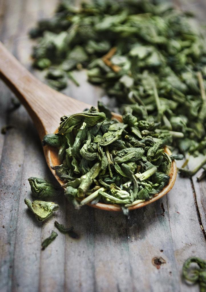 Домашній рецепт краси. Зелений чай