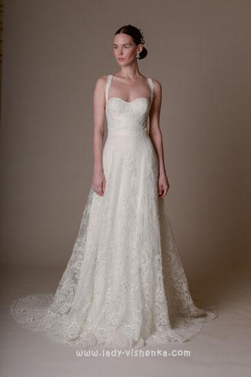 Довгі весільні сукні Marchesa