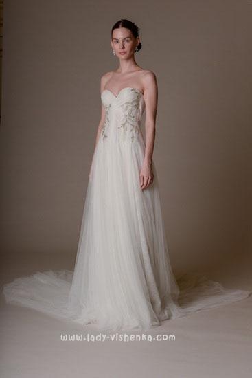Модні весільні сукні Marchesa