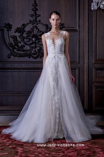Самі весільні сукні Монік Люлье