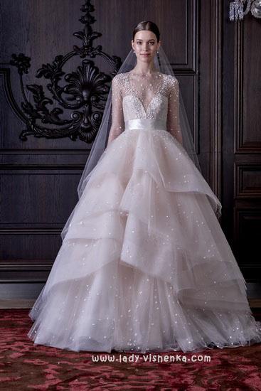 найкрасивіші весільні сукні Монік Люлье