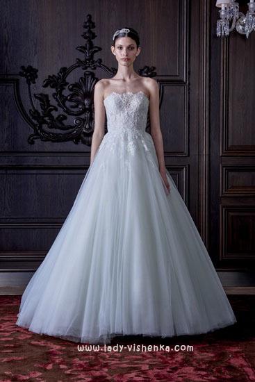 Весільні сукні фото Монік Люлье