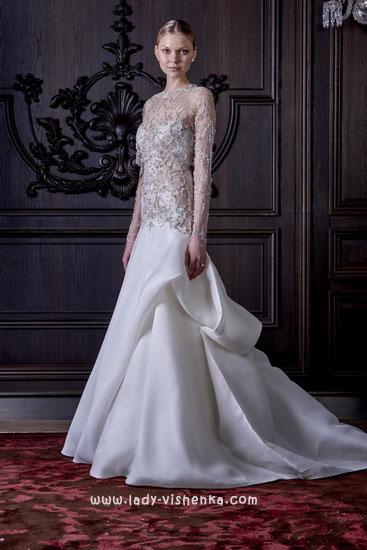 Весільні сукні 2016 Монік Люлье