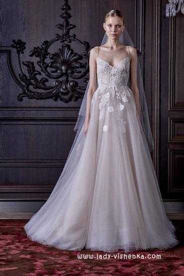 Модні весільні сукні - Монік Люлье
