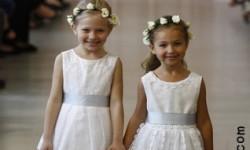 Весільні сукні для дівчаток - новинки Oscar De La Renta