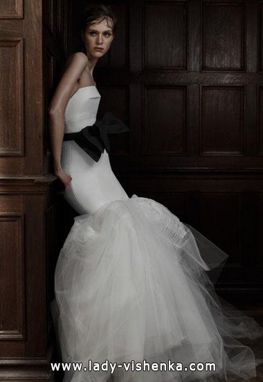 Весільні сукні 2016 фото - Віра Вонг