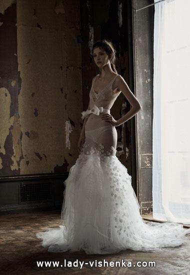 Весільні сукні фото - Віра Вонг