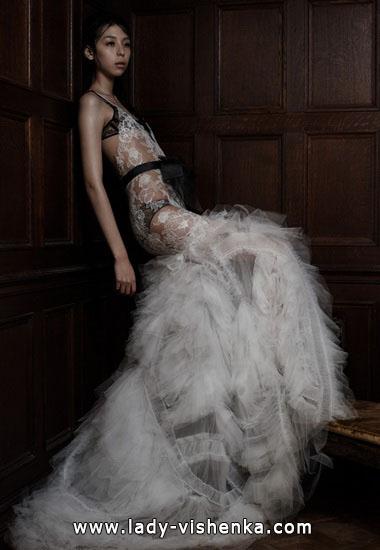 Весільні сукні Вера Вонг