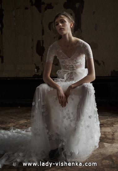 Красиві весільні сукні - Віра Вонг