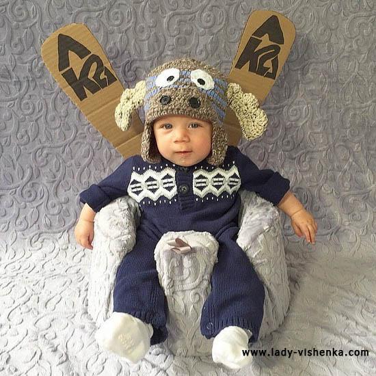 Костюм Оленя для малюка