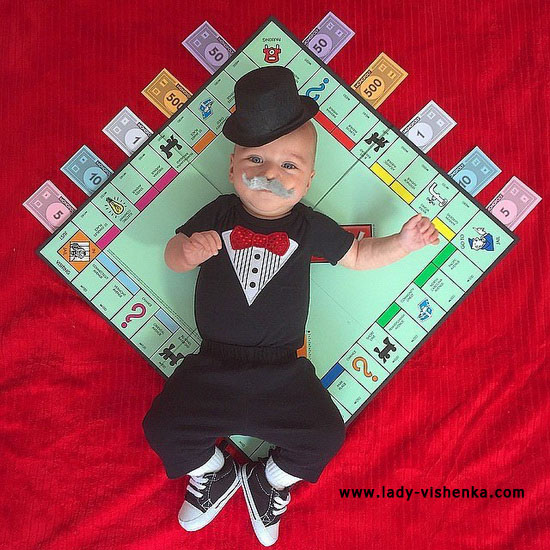 Костюм гравця в Поло для малюків