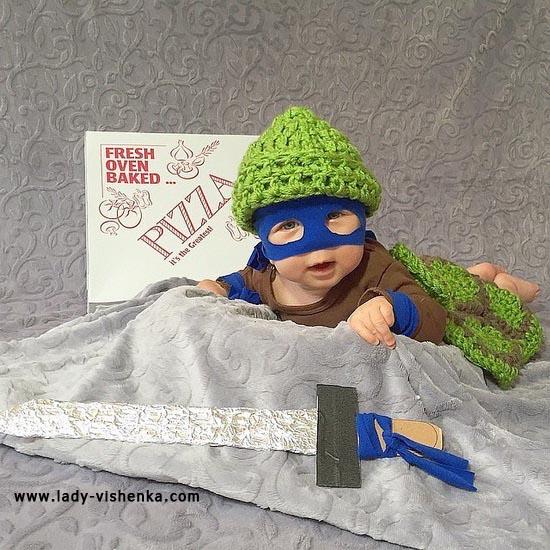 Костюм для малюка - Черепашка-ніндзя