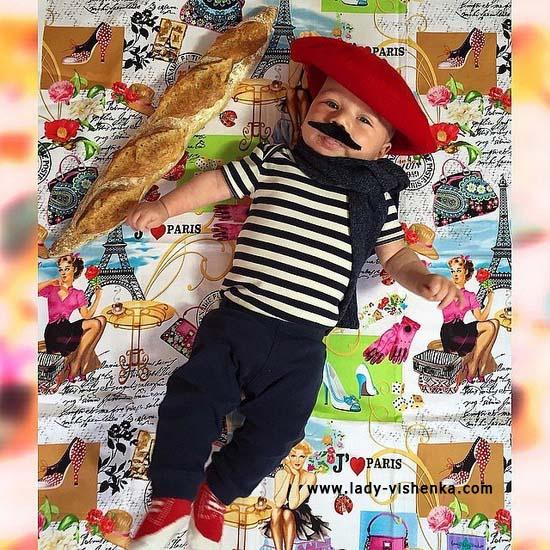 Костюм Француза для малюків