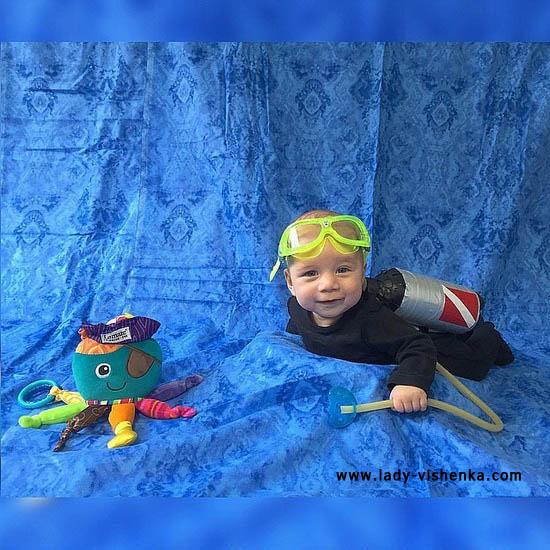 Костюм Аквалангіста для малюків